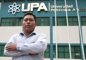 Estudiante awajún continuará su profesionalización en la UPA