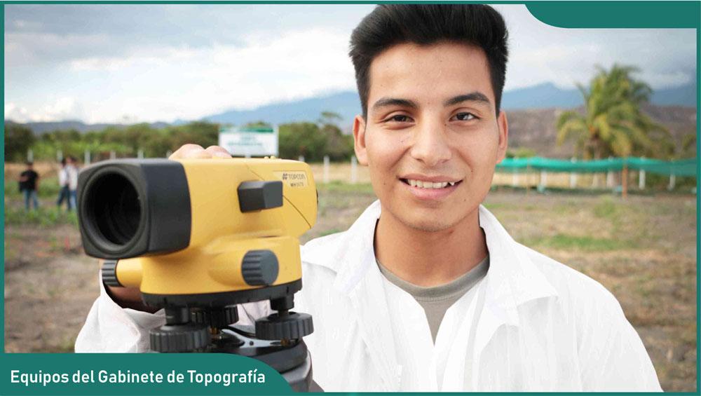 Carrera de Ingeniería Agronómica - Gabinete de Topografía