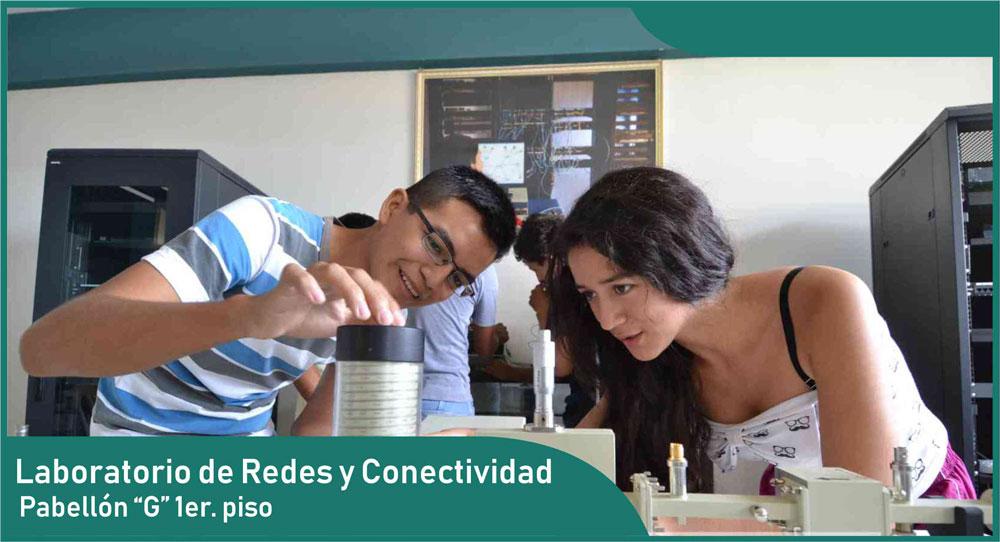 Carrera de Ingeniería de Sistemas y Telemática - Laboratorio de Redes y Conectividad