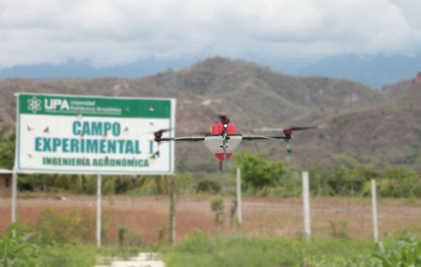 TECNOLOGÍA DE PUNTA, aplican estudiantes de la UPA